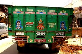Between Lattes: Road Traffic In India: