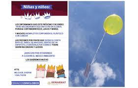 Carta Ninos Reyes