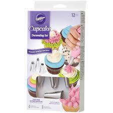 Wilton 12 Pc Cupcake Decorating Set