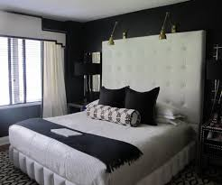 Black Leather Headboard Double by Furniture Inspiring Wall Mounted Headboards To Create Wonderful