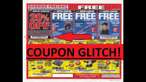 🚨Harbor Freight Coupon Glitch! (Hurry Before They Fix It!)🚨 Best Bargain Shopping San Francisco Amazon Book Coupons Foot Locker Coupon And Promo Codes November 2019 20 Off Mythemeshop Coupon September 2018 Dont Buy Without This Year Round Fundraisers Budget Canada Code 10 Off Carlisle Events Code Visa Usa Guys Get Deals The Awareness Store Discount Do Florida Residents Discounts On Disney Hotels Action 7 Crayola Experience All Locations Review How To Create Woocommerce Boost Cversions Singles Day Top Deals Up Cash
