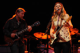Tedeschi Trucks Band On Sunshine Music And Blues Festival