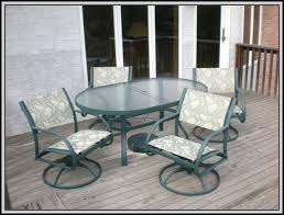 Ebay Patio Table Cover by Samsonite Patio Furniture Ebay Patios Home Decorating Ideas