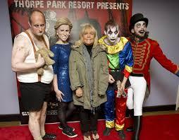 Halloween Theme Park Uk by Thorpe Park Britain U0027s Scariest Theme Park Fright Nights Returns
