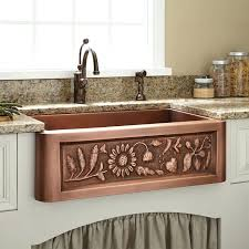 Home Depot Copper Farmhouse Sink by Copper Kitchen Sinks Reviews U2013 Intunition Com