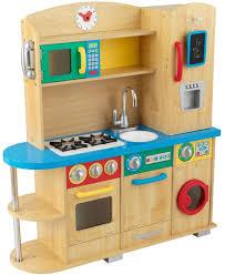 Kidkraft Grand Gourmet Corner Kitchen Play Set by Kidkraft Kitchen Tools Grand Gourmet Corner Large Play Also