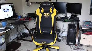 Dxracer Gaming Chair Cheap by Unedited Periscope Vlog Dxracer King Series Youtube
