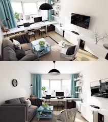 Teal Sofa Living Room Ideas by Living Room Scandinavian Living Room Features Dark Grey Mid