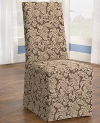 Scroll Dining Room Chair Slipcover In 2019 | Dining Area ... Jf Chair Covers Excellent Quality Chair Covers Delivered 15 Inexpensive Ding Chairs That Dont Look Cheap How To Make Ding Slipcovers Tie On With Ruffpleated Skirt Canora Grey Velvet Plush Room Slipcover Scroll Sure Fit Top 10 Best For Sale In 2019 Review Damask Find Slipcovers Design Builders
