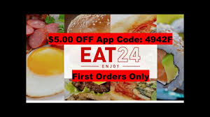 Eat24 Coupon Code $5.00 OFF First Time Purchases Only New Promo 2018 Yelp  App Eat24hours.com Food US Nhl Com Promo Codes Canada Pbteen Code November Gigis Cupcakes Marietta Code Romwe Mars 2019 Lexmark Printer Ink Coupons Kenneth Cole Coupon Draftday Eat24 Discount Tgif Restaurant Specials Brosa Fniture Hyperthreads Zappos Retailmenot Earthbound Trading Company Its Either A Coupon Or Gold Doubloon Blog Codes Tested By Actual Human Beings Fierce Pc Gymboreecom Free Printable Love Mplates Fenix 5x