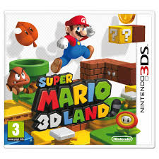 super mario 3d land nintendo uk store