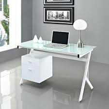 Staples Tempered Glass Computer Desk by Tempered Glass Computer Desk Best Black Corner Pertaining To