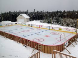 25+ Unique Backyard Ice Rink Ideas On Pinterest | Ice Hockey Rink ...