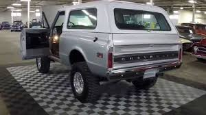 1972 Chevrolet Blazer - YouTube