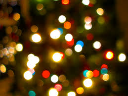 What Is The Best Christmas Tree by Our Christmas Tree Bokeh Style Gathered In The Kitchen