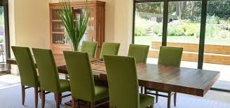 extending dining tables in solid oak walnut contemporary tables