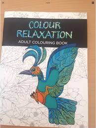 Colouring Book For Adults Sold On My EBay Site Recently