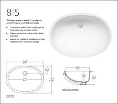 dupont corian 815 is a larger lavatory sink available in our