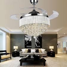 Fancy Ceiling Fans With Lights Modern Decorative Fan Golfocd