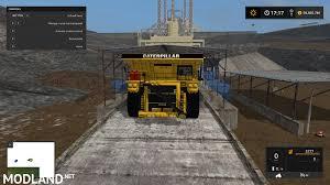 FS17 Caterpillar 797B Dump Truck Mod Farming Simulator 17