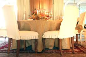 Full Size Of Diy Dining Room Chair Cover No Sew Covers Seat Stunning Se Drop Dead