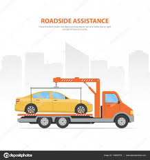 Cartoon Banner Roadside Assistance. City Skyline And Tow Truck With ... Hessco Roadside Assistance Towing Innovations Jacksonville I64 I71 No Kentucky 57430022 24hr Assistance Car Towing Truck Icon Vector Color Aa Zimbabwe Beans Offers 24hour Roadside Fred 2006 Chevrolet Silverado 1500 History Pictures Services In Ontario Home Capital Recovery Tow Truck Too Cool Heavy Duty Pierce Santa Maria California