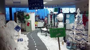 beautifully idea winter wonderland office decorating ideas the