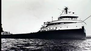 42 years ago s s edmund fitzgerald sinks in lake superior