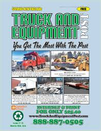 100 Bangor Truck Equipment Equipment Post 12 13 2018 By 1ClickAway Issuu