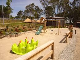 Parque Infantil · Instalaciones Del Camping De La Isla De Ons