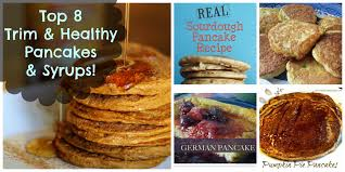 Pumpkin Pancakes W Bisquick by 8 Top Trim And Healthy Pancake Recipes Grassfed Mama