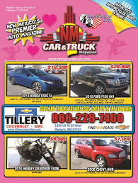 NM Car And Truck Magazine Vol.09 Issue 07 By NM Car And Truck ... Your Hobbs New Mexico Chevrolet Dealer Buying A Used Car Or Truck From Craigslist How To Spot A Scammer Clovis Cheap Cars Under 1000 By Owner And For Sale In Gallup Nm Autocom Artesia Alternative Carlsbad Ab Sales Pickup Trucks Alburque Gallery Zia Auto Whosalers Dbs Salvage Cmonster 2012 Ford Svt Raptor Built Ultimate Accsories Aerial Lifts Clark Equipment