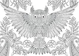 Super Hard Colouring Pages Abstract Coloring For Teenagers Difficult