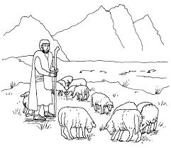 18 Dessins De Coloriage Mouton Berger à Imprimer
