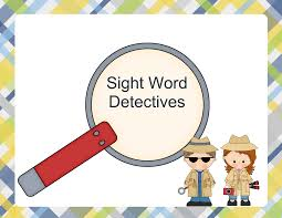 Sight Words Clipart
