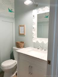 Pretty Powder Blue Bathroom Vanity Cabinets Home Bunnings Decor ... Glesink Bathroom Vanities Hgtv The Luxury Look Of Highend Double Vanity Layout Ideas Small Master Sink Replace 48 Inch Design Mirror 60 White Natural For Best 19 Bathrooms That Will Make Your Lives Easier 40 For Next Remodel Photos Using Dazzling Single Modern Overflow With Style 35 Rustic And Designs 2019 32 72 Perfecta Pa 5126