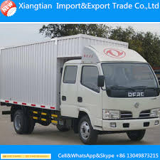100 Used Box Trucks Manufacturer Dongfeng 6x4 10wheels Straight For Sale