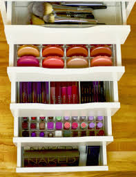 Ikea Alex drawers loaded all stocked up Top drawer is the
