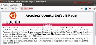 Install Lamp Ubuntu 1404 Tasksel install apache mariadb and php7 lamp stack on ubuntu 14 04 lts