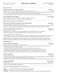 Banking Sample Resume SlideShare