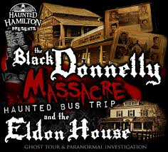 Haunted Hayride 2014 Ontario by The Black Donnelly Massacre Haunted Bus Trip With An Evening Ghost