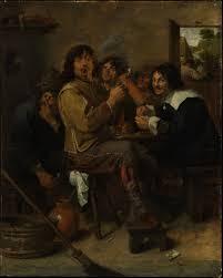 100 Brouwer Amsterdam Adriaen The Smokers The Met