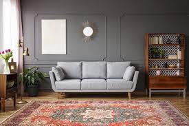orienttepiche fü sich auch in moderne wohnräume perfekt ein