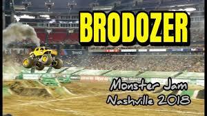 BRODOZER Diesel - Monster Jam Freestyle Debut - First Run ...