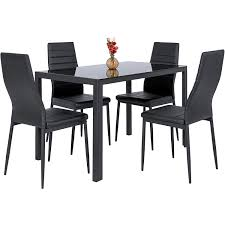 I Tested This Set Of Dining Table With 4 Leather Chairs In Last ... 38 Types Of Ding Room Tables Extensive Buying Guide Space Saver Set Homesfeed Glass Table 4 Chairs Black And White 5pc Spacesaving 1 Oak Finish Appealing Round Unvarnished Wooden Kitchen Dinky Chair 80 Cm Amparo Saving Grey In Coventry West Midlands Gumtree Modern Contemporary Spacesaving Ding Set Fniture Brand New Oslo 5 Piece With Chrome Legs Manchester Tables The Stylish Answer To Space Saving Cousins Details About Folding Extending Small Castle Point For
