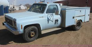 1979 Chevrolet Silverado C30 Service Truck | Item I2718 | SO...