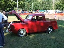 100 Crosley Truck Truck A Pickup Is A Most Uncommon Site