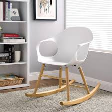 100 Eames Style Rocking Chair The Rocking Chair Is Also Known As The Swerve