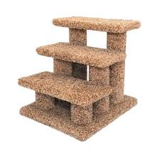 cat stairs new cat condos premier post stairs brown item type