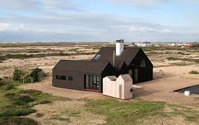 100 Rubber House Dungeness Britains Only Desert Is Blooming With